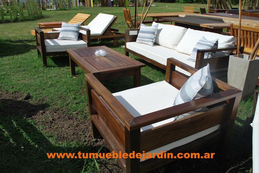 Muebles de jardin en chubut for Muebles argentina